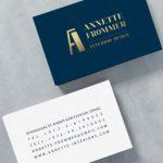 כרטיס ביקור מעוצב למעצבת פנים | מאי פרודקשן - הפקות דפוס דיגיטלי