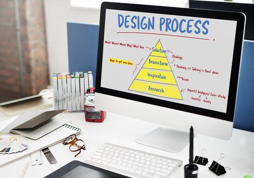עיצוב גרפי ומיתוג לבעלי עסק | מאי פרודקשן
